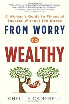 Worry to Wealthy - #AdriansCrazyLife A woman's guide to financial success without the worry.