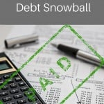 How to Create a Debt Snowball @AdriansCrazyLif I've found a terrific FREE resource to help you build your own debt snowball.