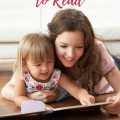 Teaching your child to read can be fun and easy for both of you with these simple methods.