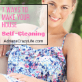 Wouldn't you LOVE a self-cleaning house? I can help with that.