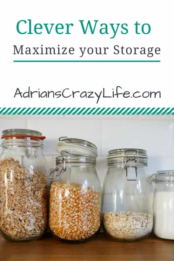 Are you using your storage properly? Here are some helpful tips.