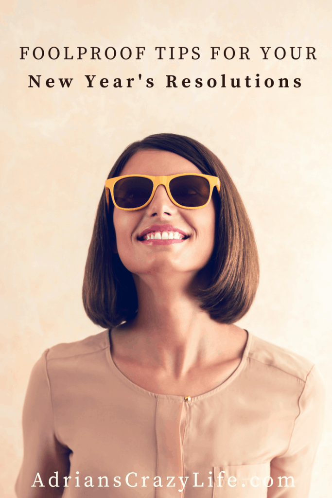These are my foolproof tips for how to break those bad habits and start your New Year's off RIGHT.