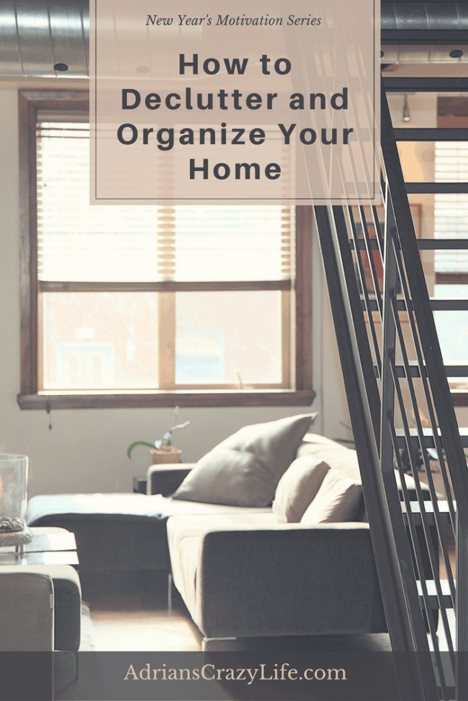 Today, we are talking my best tips to clean/declutter/organize your home.  I've got more than 100 posts to choose from in this category. They will help you get into a routine and make these important changes in your home.