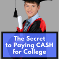 Student loans aren't always necessary. With a little planning, you can have an all cash college experience.