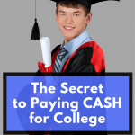 The Secret to Paying for College with All Cash