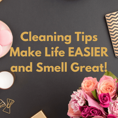 Having your house smell great is a terrific feeling. I've got some products that will help you clean your home and also make it smell WONDERFUL.