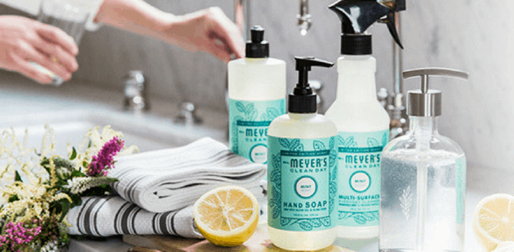 Grove Mrs Meyers Cleaning Products Make Life Easier