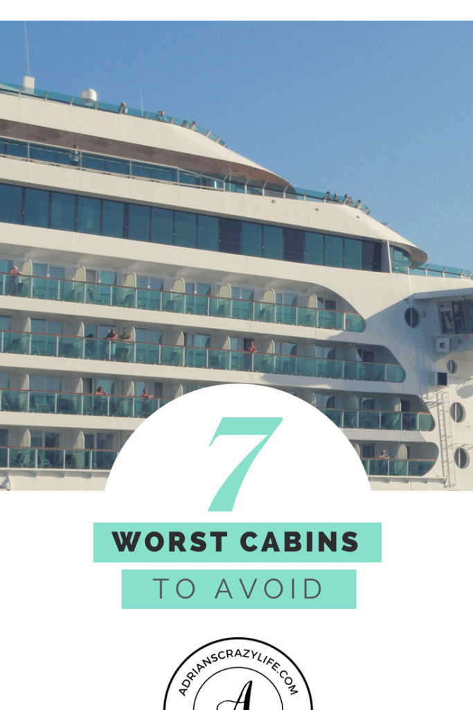 I've got the scoop on some of the WORST cabin locations that can really torpedo your vacation plans.