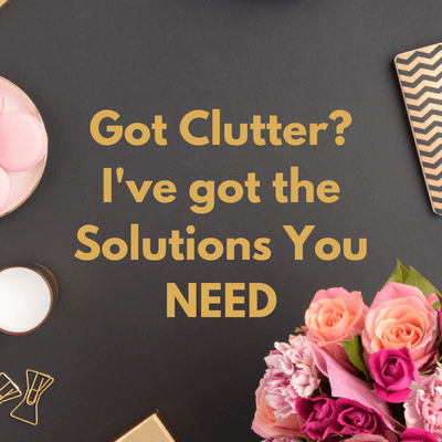 Got Clutter Decluttering Course Hilary Pulling Curls Featured Image