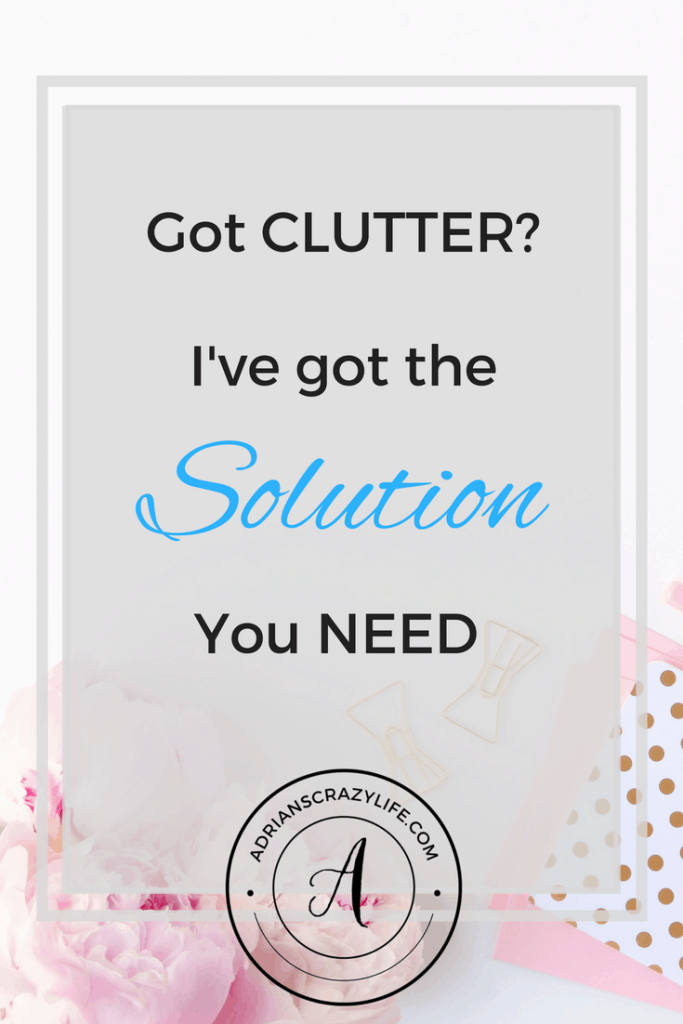 Got Clutter Decluttering Course Hilary Pulling Curls