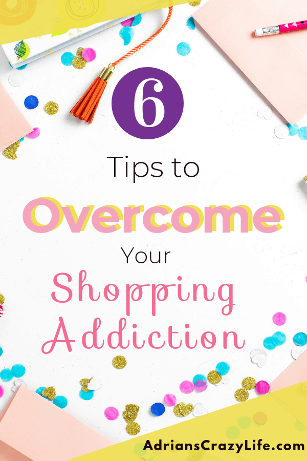 Have a shopping addiction? Me too! I've got some tips that will actually HELP you stop unnecessary spending.