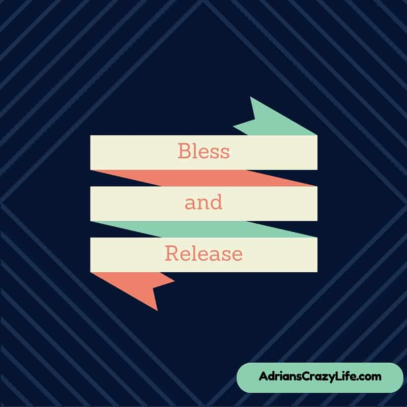 A softer way to end toxic friendships - bless and release. I'm still going to love you, but I'm going to do it from waaay over here...