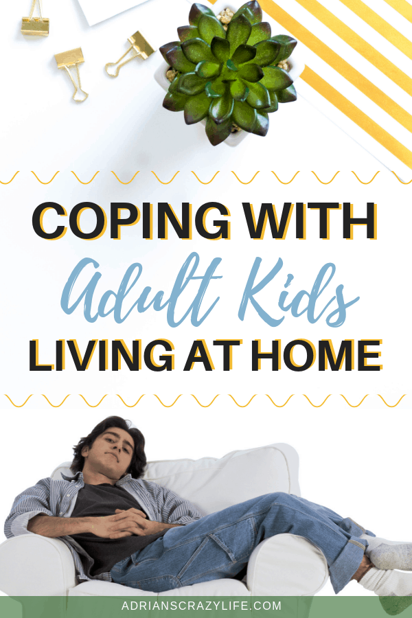 Dealing with adult children still living at home