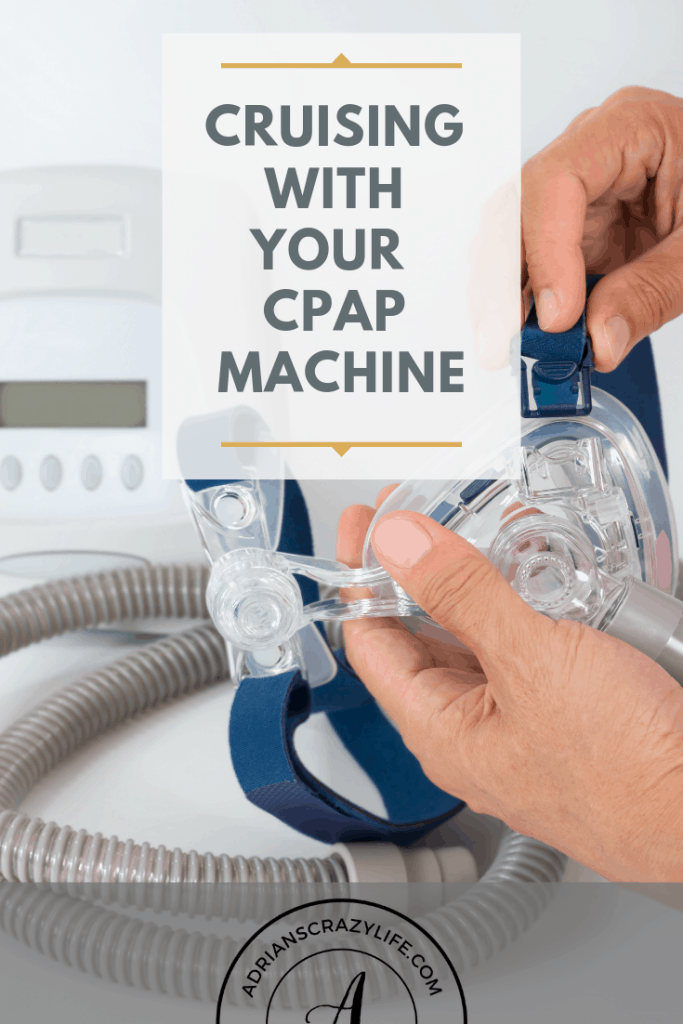 cruising with a CPAP machine