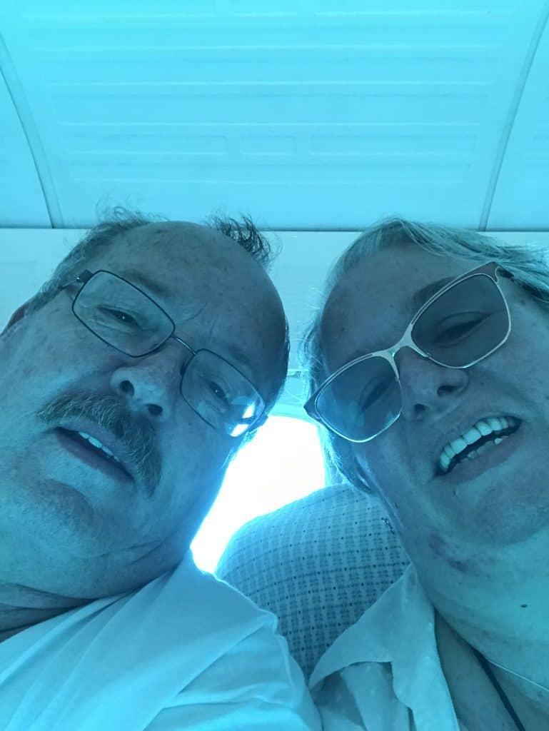 Cruise to Aruba - submarine tour