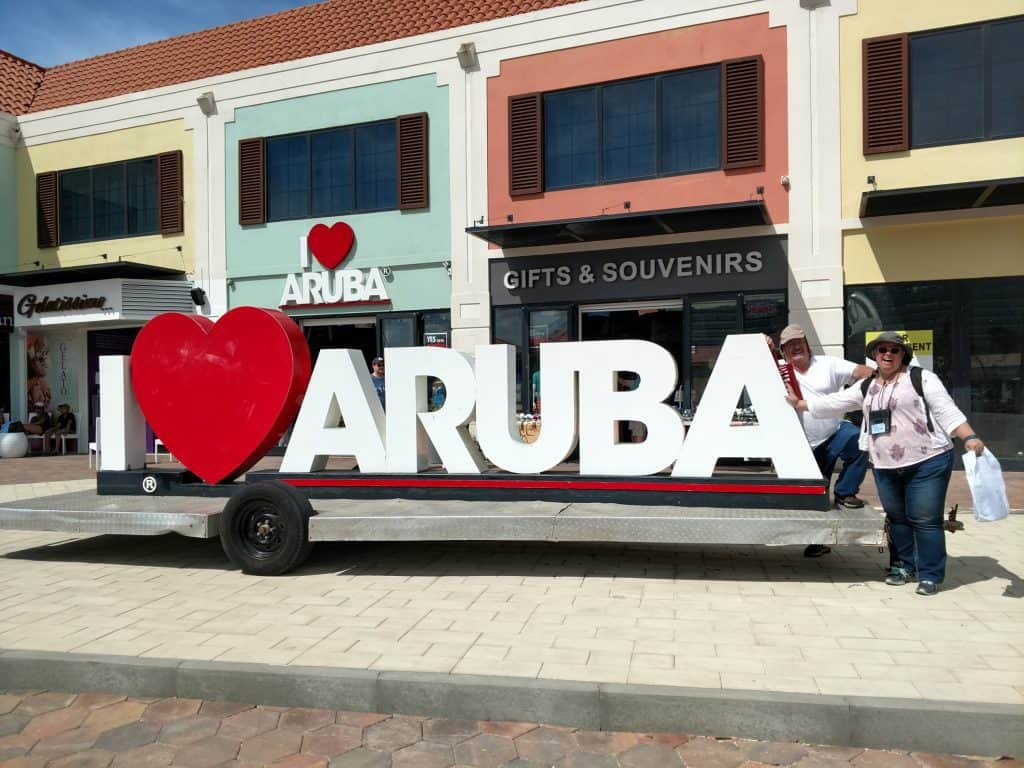 Cruise to Aruba