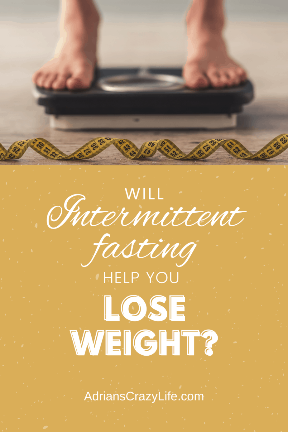 Help with Intermittent Fasting