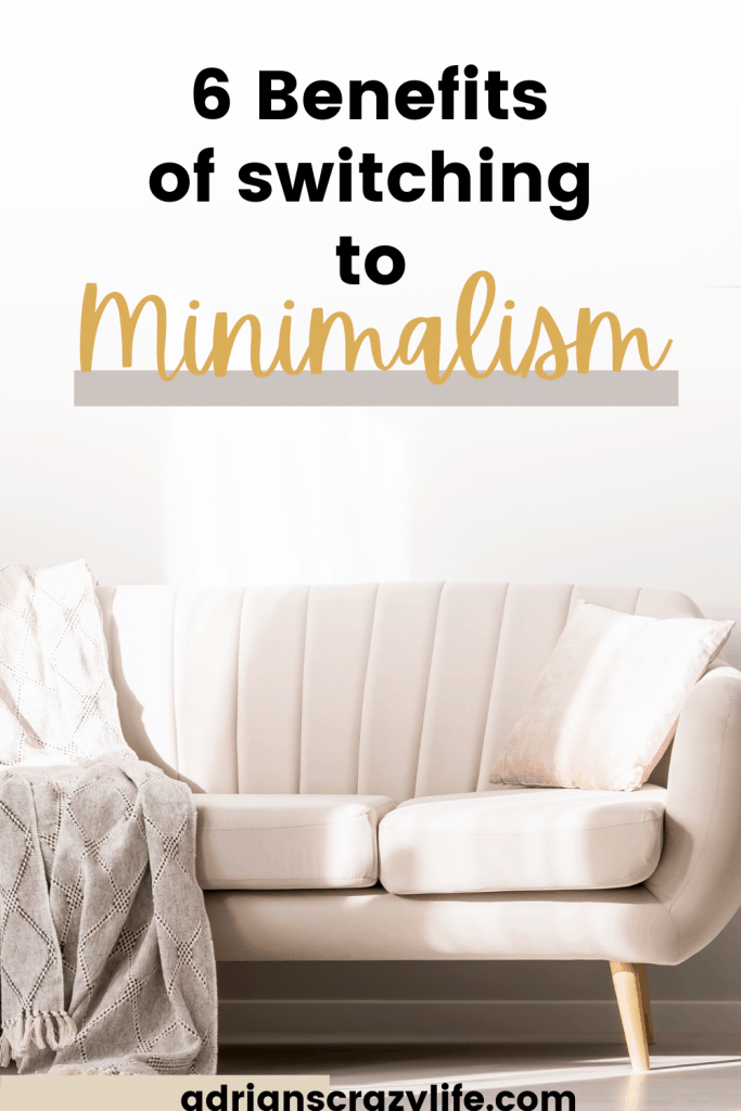 Benefits of Switching to Minimialism
