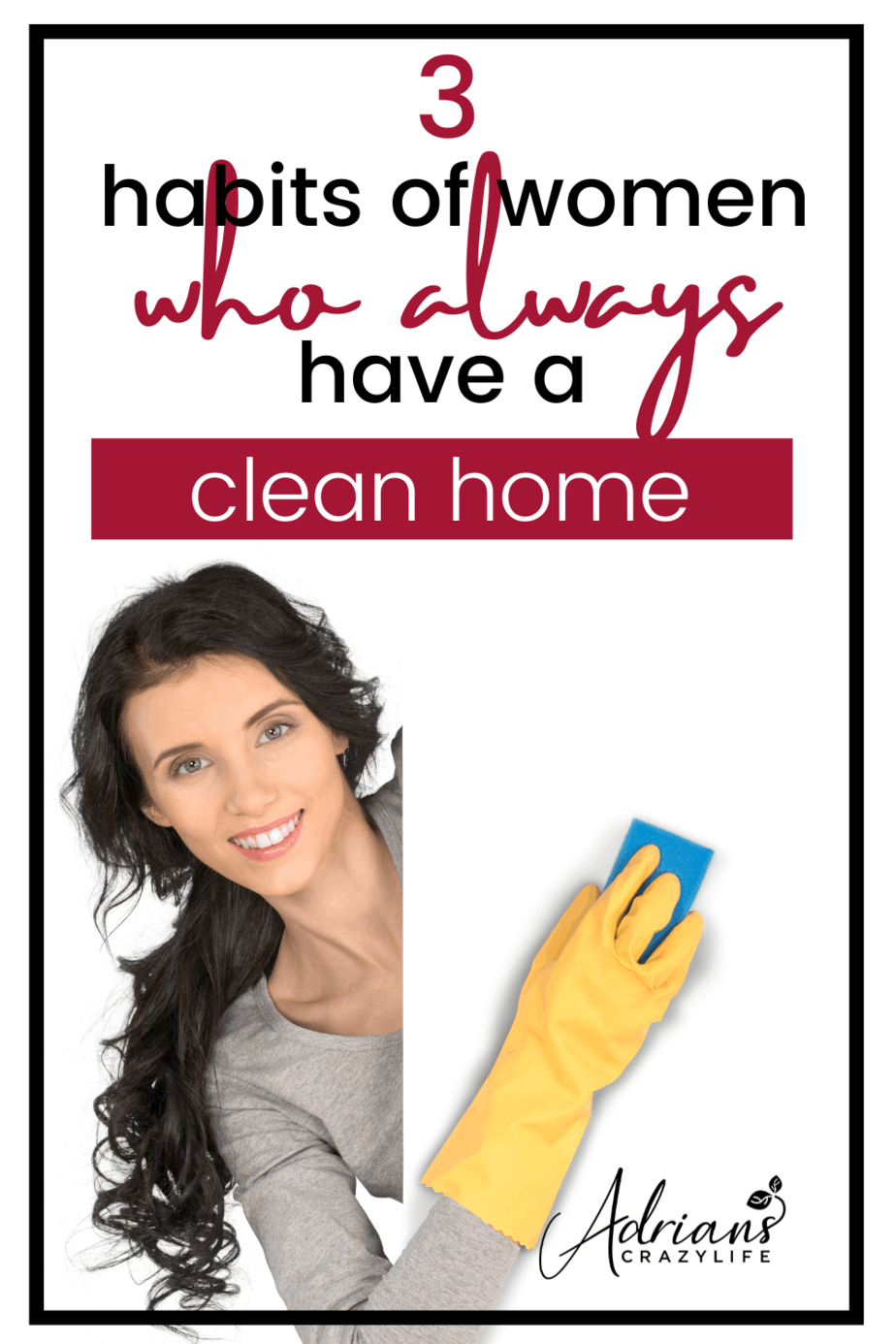 Keep a Messy Home Tidy