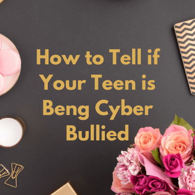 How can I tell if my teen is being cyber bullied and what to do about it? Here are some concrete strategies for how to deal with a bullying or cyber bulling situation. It especially tells you what NOT to do.